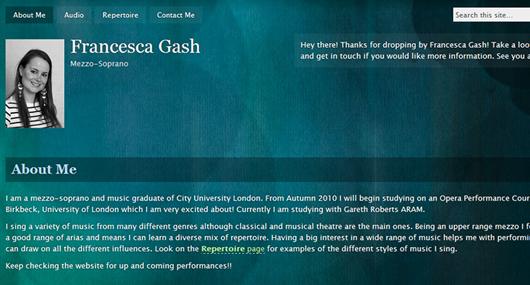 Francesca Gash