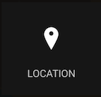 Android 4.4 KitKat Location Tile